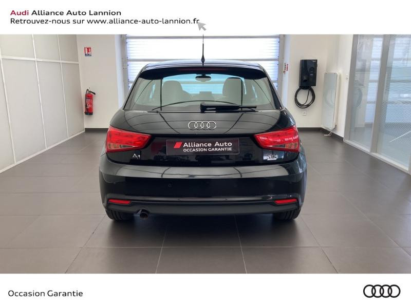 Audi A1 Sportback 1.4 TDI 90ch ultra Business line Noir occasion à Lannion - photo n°5