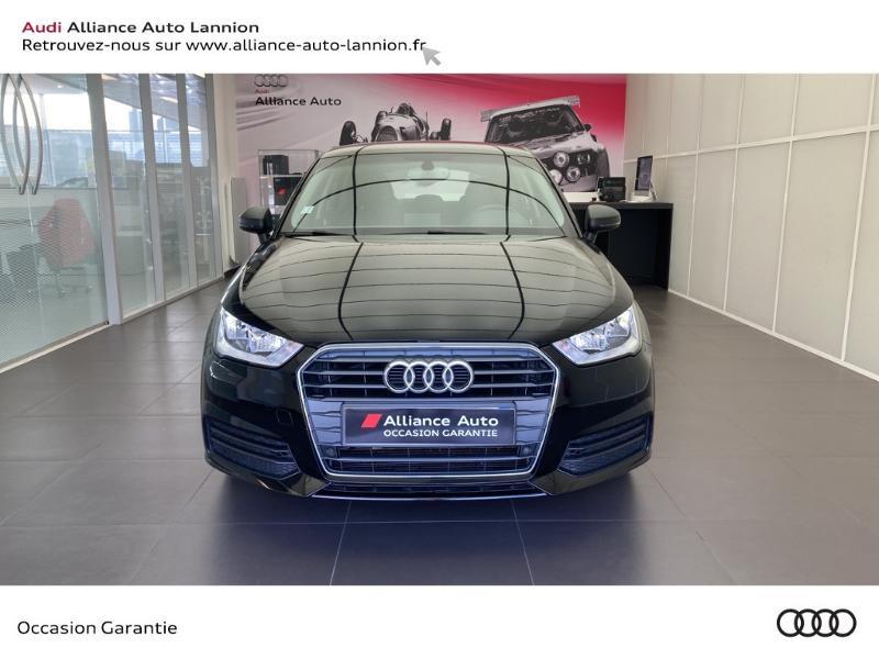 Audi A1 Sportback 1.4 TDI 90ch ultra Business line Noir occasion à Lannion - photo n°2