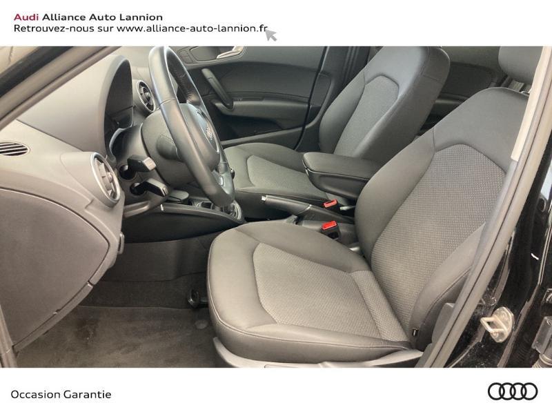 Audi A1 Sportback 1.4 TDI 90ch ultra Business line Noir occasion à Lannion - photo n°7