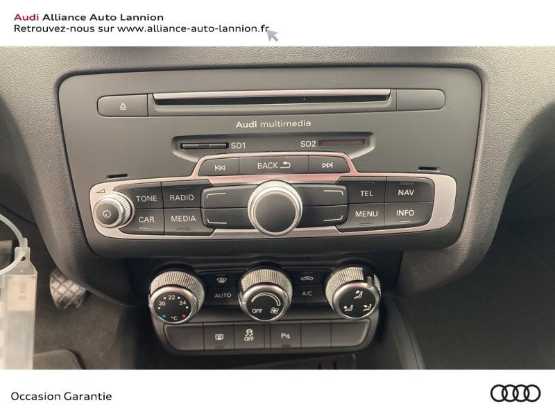Audi A1 Sportback 1.4 TDI 90ch ultra Business line Noir occasion à Lannion - photo n°10