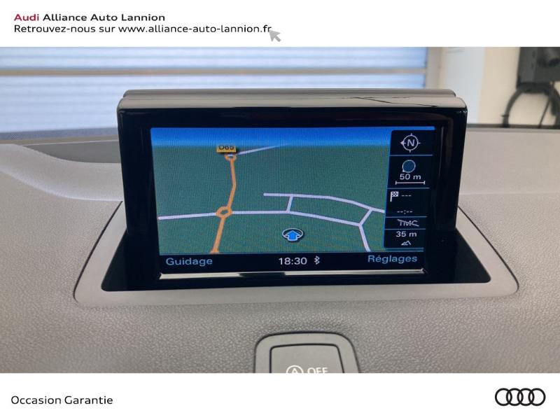 Audi A1 Sportback 1.4 TDI 90ch ultra Business line Noir occasion à Lannion - photo n°11
