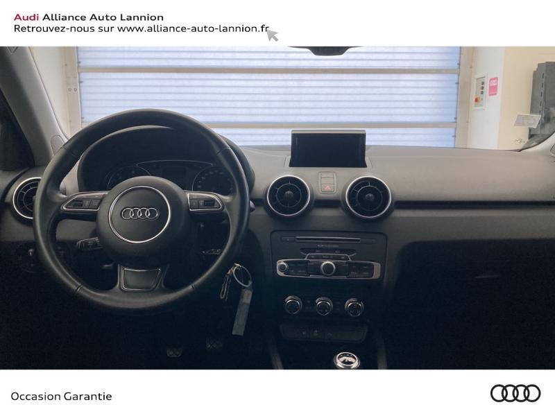 Audi A1 Sportback 1.4 TDI 90ch ultra Business line Noir occasion à Lannion - photo n°6