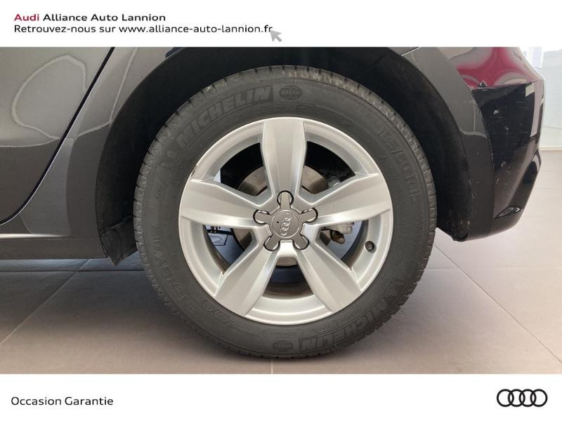 Audi A1 Sportback 1.4 TDI 90ch ultra Business line Noir occasion à Lannion - photo n°18