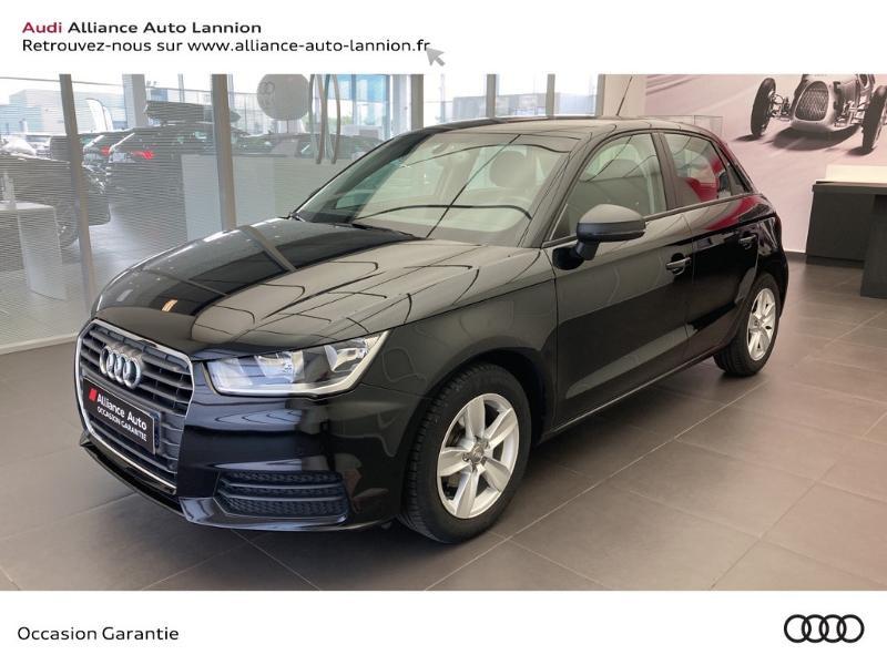 Audi A1 Sportback 1.4 TDI 90ch ultra Business line Noir occasion à Lannion