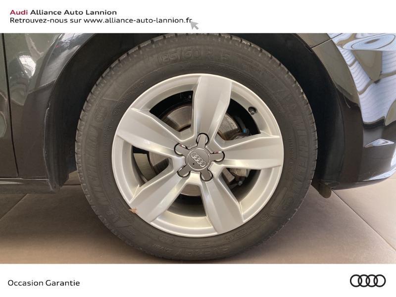 Audi A1 Sportback 1.4 TDI 90ch ultra Business line Noir occasion à Lannion - photo n°16