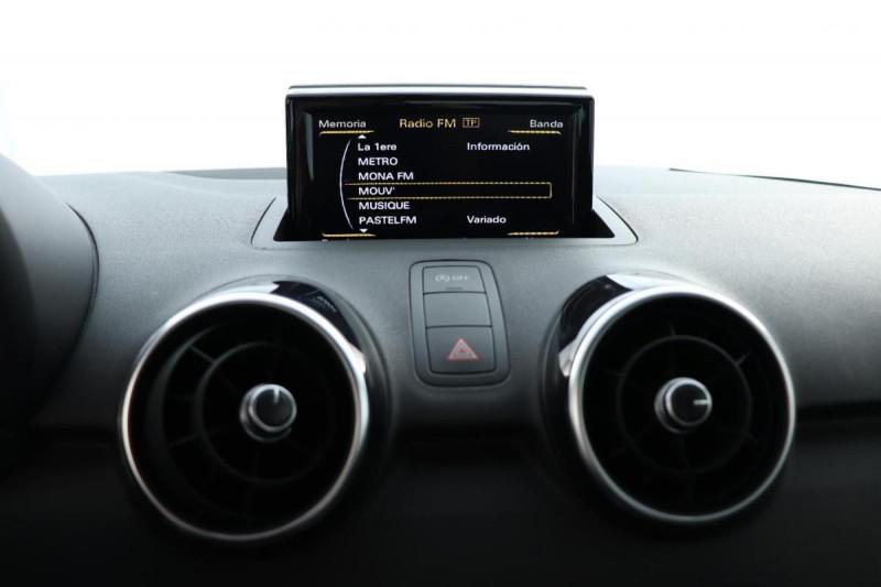 Audi A1 Sportback 1.4 TDI ultra 90 Blanc occasion à Seclin - photo n°11