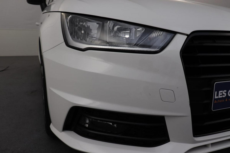 Audi A1 Sportback 1.4 TDI ultra 90 Blanc occasion à Seclin - photo n°9