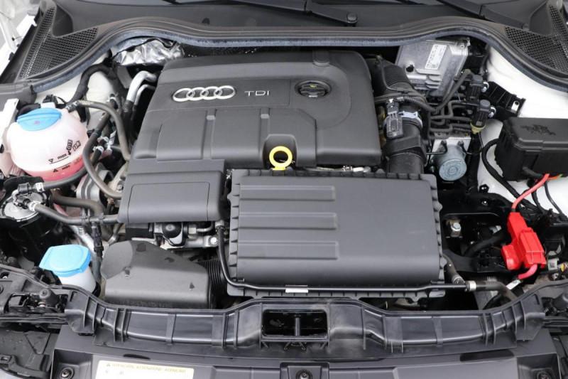 Audi A1 Sportback 1.4 TDI ultra 90 Blanc occasion à Seclin - photo n°13