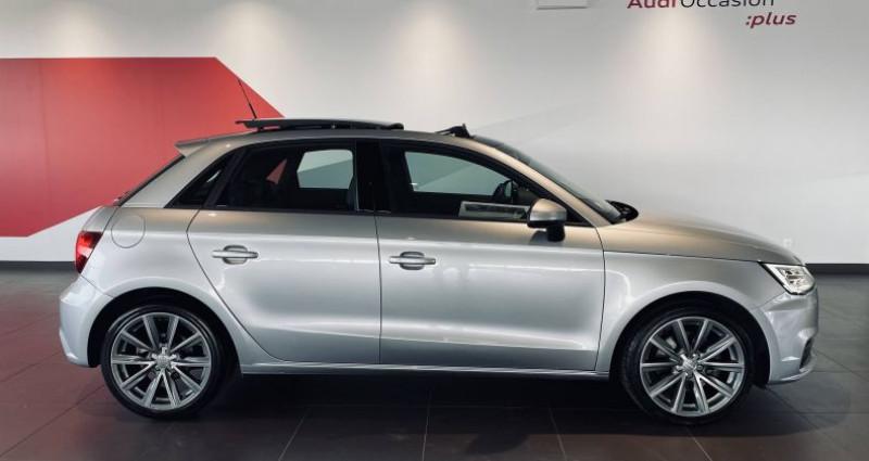 Audi A1 Sportback 1.4 TFSI 125 S tronic 7 Ambition Luxe Gris occasion à Saint-Ouen - photo n°2