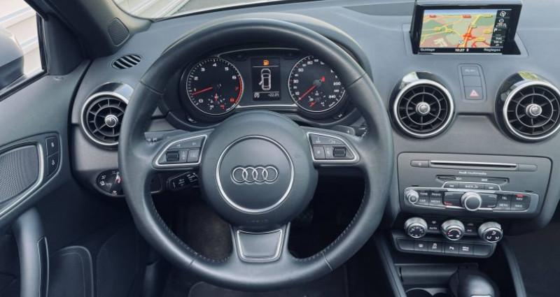 Audi A1 Sportback 1.4 TFSI 125 S tronic 7 Ambition Luxe Gris occasion à Saint-Ouen - photo n°7