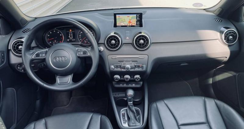 Audi A1 Sportback 1.4 TFSI 125 S tronic 7 Ambition Luxe Gris occasion à Saint-Ouen - photo n°6