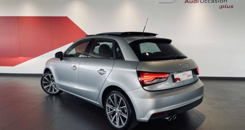 Audi A1 Sportback 1.4 TFSI 125 S tronic 7 Ambition Luxe Gris occasion à Saint-Ouen - photo n°3