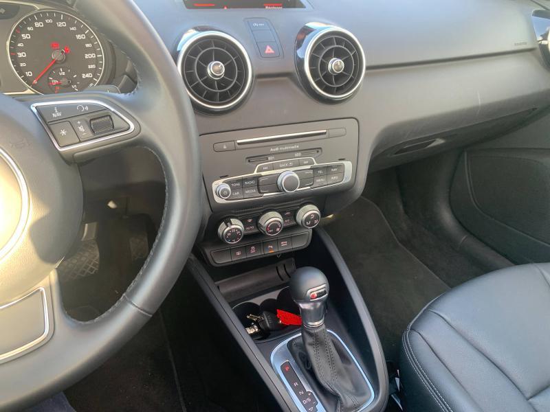 Audi A1 Sportback 1.4 TFSI 125ch Ambition Luxe S-tronic 7 + Toit ouvrant Noir occasion à SAINT-GREGOIRE - photo n°11