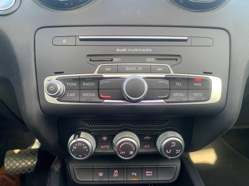 Audi A1 Sportback 1.4 TFSI 125ch Ambition Luxe S-tronic 7 + Toit ouvrant Noir occasion à SAINT-GREGOIRE - photo n°18