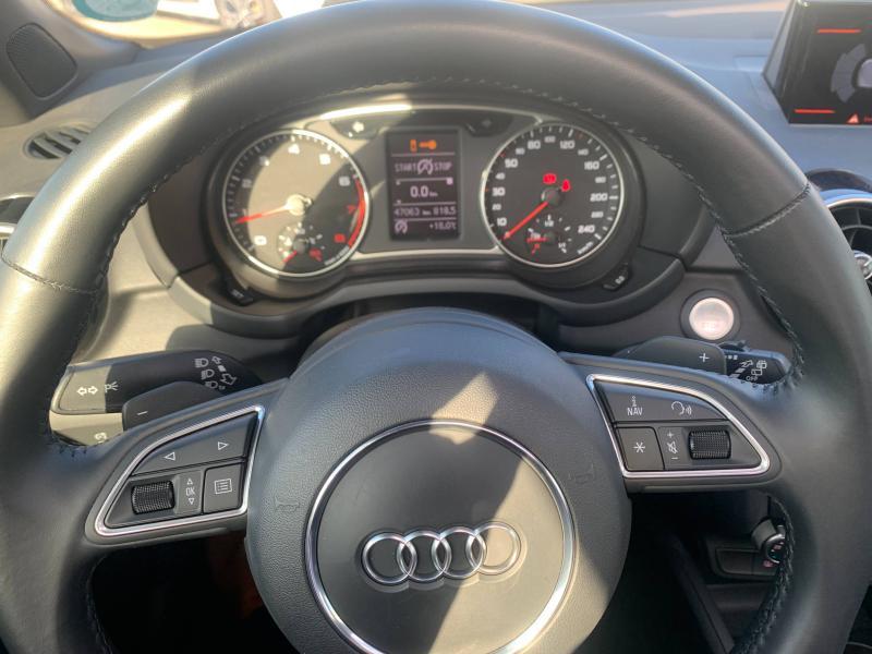 Audi A1 Sportback 1.4 TFSI 125ch Ambition Luxe S-tronic 7 + Toit ouvrant Noir occasion à SAINT-GREGOIRE - photo n°14