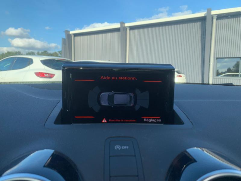 Audi A1 Sportback 1.4 TFSI 125ch Ambition Luxe S-tronic 7 + Toit ouvrant Noir occasion à SAINT-GREGOIRE - photo n°9