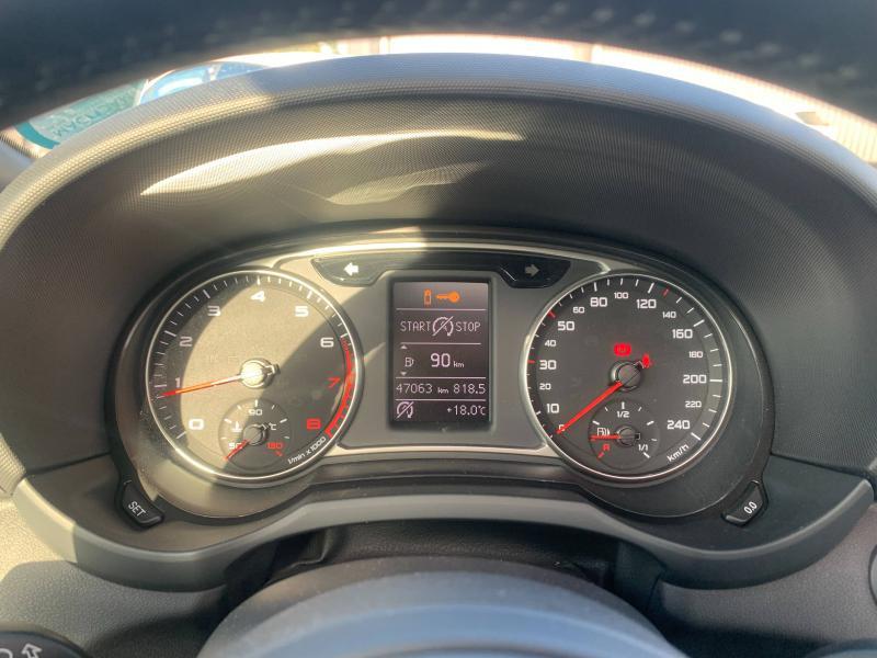 Audi A1 Sportback 1.4 TFSI 125ch Ambition Luxe S-tronic 7 + Toit ouvrant Noir occasion à SAINT-GREGOIRE - photo n°12
