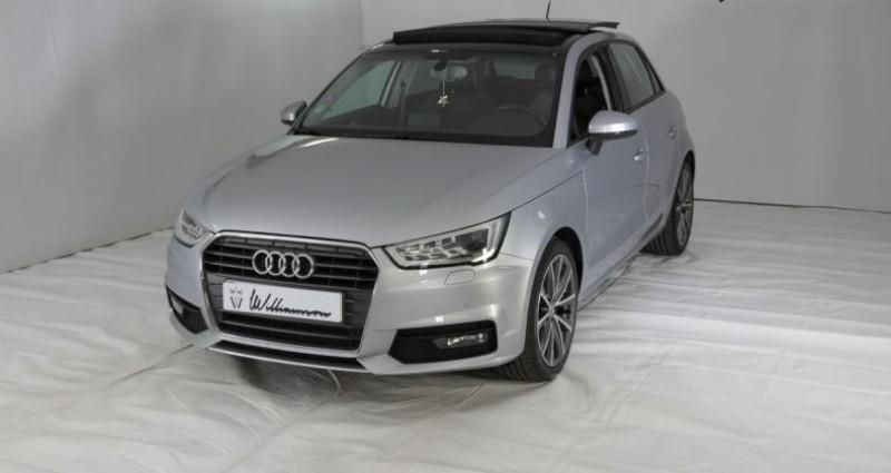 Audi A1 Sportback 1.4 tfsi 125hp tronic 2 Gris occasion à Neuilly Sur Seine