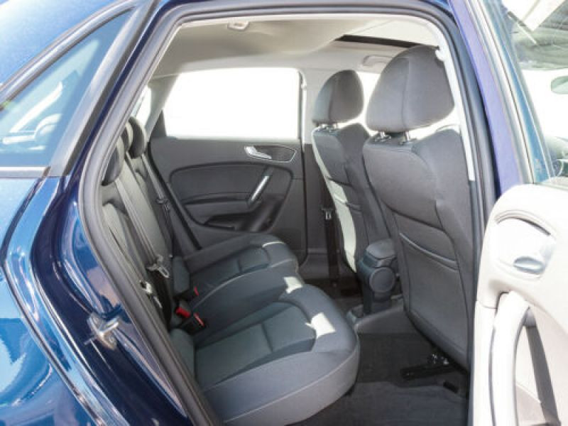 Audi A1 Sportback 1.4 TFSI 150 cv S Line Bleu occasion à Beaupuy - photo n°5