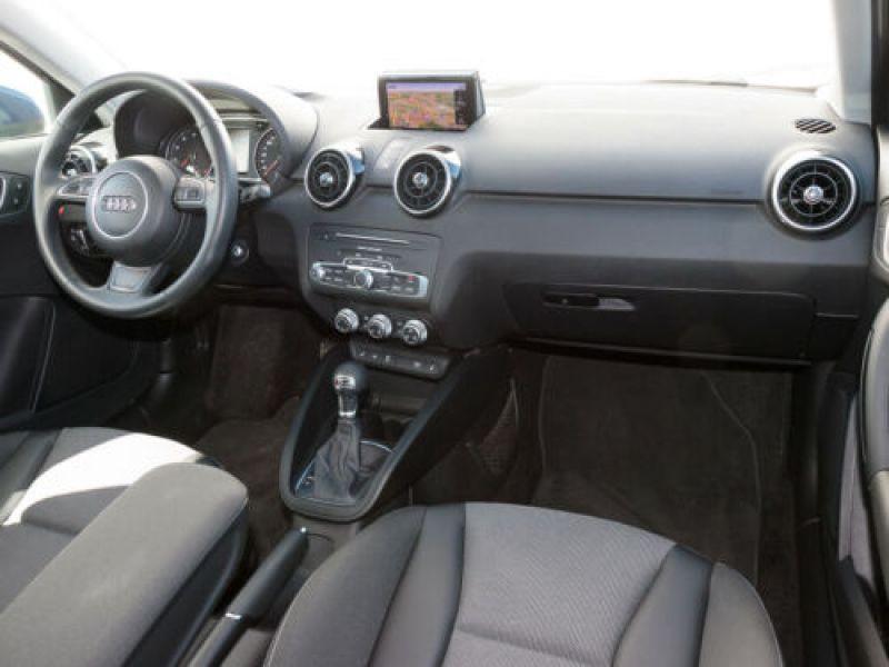 Audi A1 Sportback 1.4 TFSI 150 cv S Line Bleu occasion à Beaupuy - photo n°2