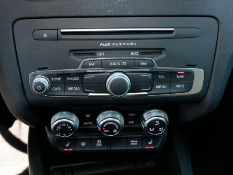 Audi A1 Sportback 1.4 TFSI 150 cv S Line Bleu occasion à Beaupuy - photo n°9