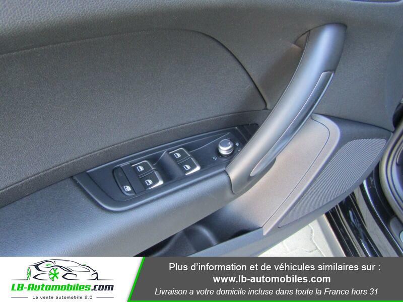 Audi A1 Sportback 1.4 TFSI 150 S Tronic Noir occasion à Beaupuy - photo n°9