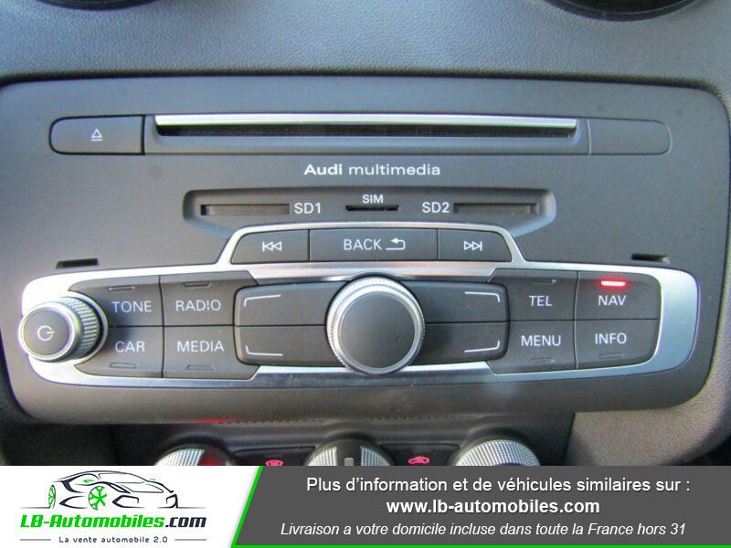 Audi A1 Sportback 1.4 TFSI 150 S Tronic Noir occasion à Beaupuy - photo n°10