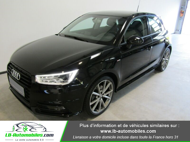 Audi A1 Sportback 1.4 TFSI 150 S Tronic Noir occasion à Beaupuy