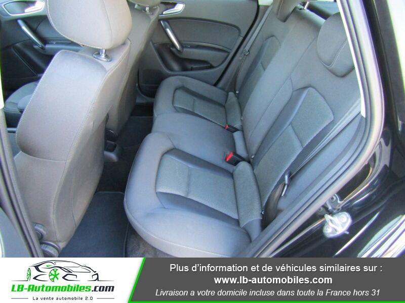Audi A1 Sportback 1.4 TFSI 150 S Tronic Noir occasion à Beaupuy - photo n°5