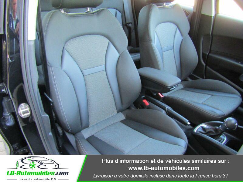 Audi A1 Sportback 1.4 TFSI 150 S Tronic Noir occasion à Beaupuy - photo n°7