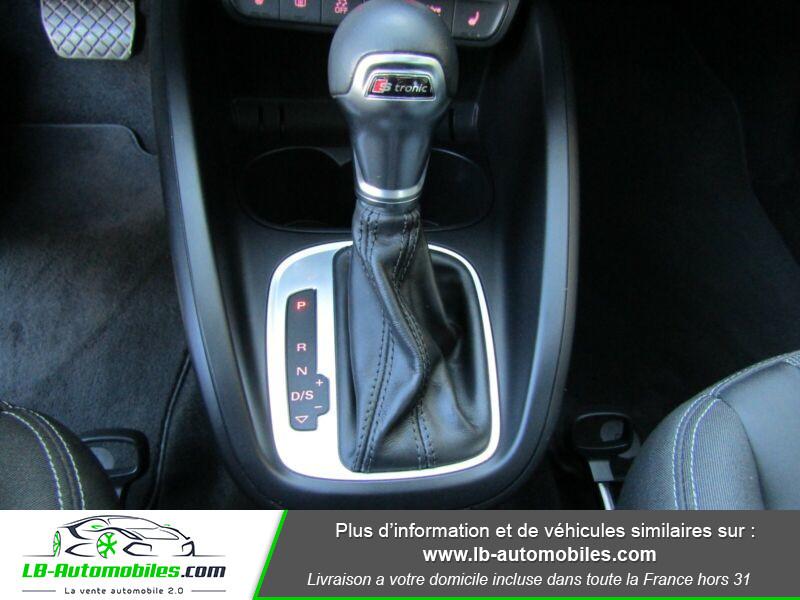 Audi A1 Sportback 1.4 TFSI 150 S Tronic Noir occasion à Beaupuy - photo n°12
