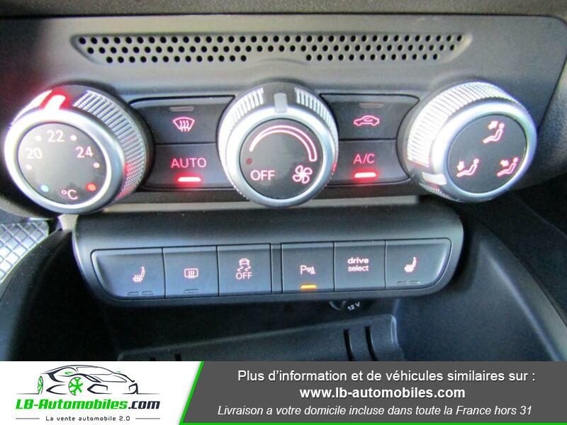 Audi A1 Sportback 1.4 TFSI 150 S Tronic Noir occasion à Beaupuy - photo n°11