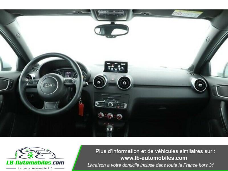 Audi A1 Sportback 1.4 TFSI 150 Argent occasion à Beaupuy - photo n°2