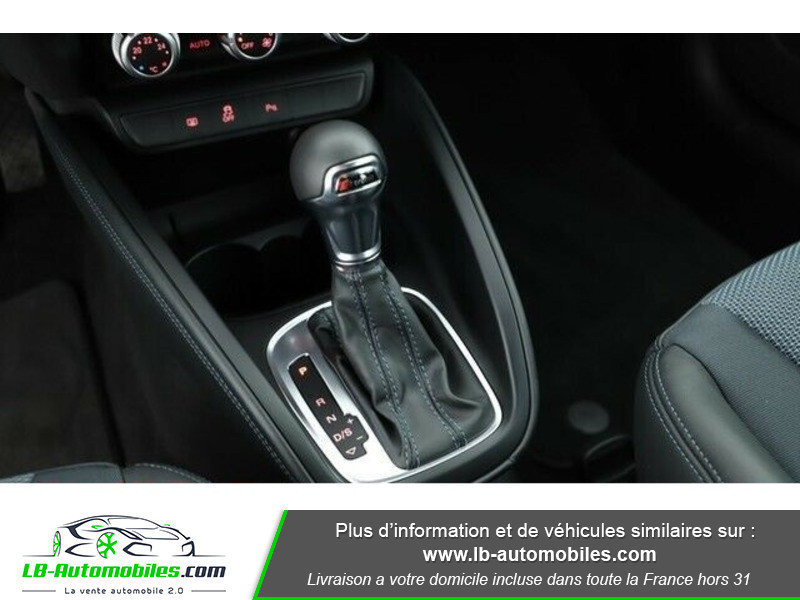 Audi A1 Sportback 1.4 TFSI 150 Argent occasion à Beaupuy - photo n°10