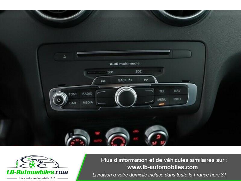 Audi A1 Sportback 1.4 TFSI 150 Argent occasion à Beaupuy - photo n°9