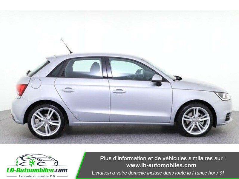 Audi A1 Sportback 1.4 TFSI 150 Argent occasion à Beaupuy - photo n°6