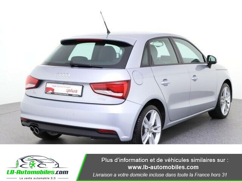 Audi A1 Sportback 1.4 TFSI 150 Argent occasion à Beaupuy - photo n°3