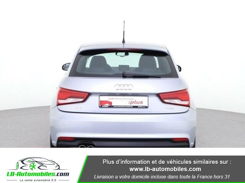 Audi A1 Sportback 1.4 TFSI 150 Argent occasion à Beaupuy - photo n°5