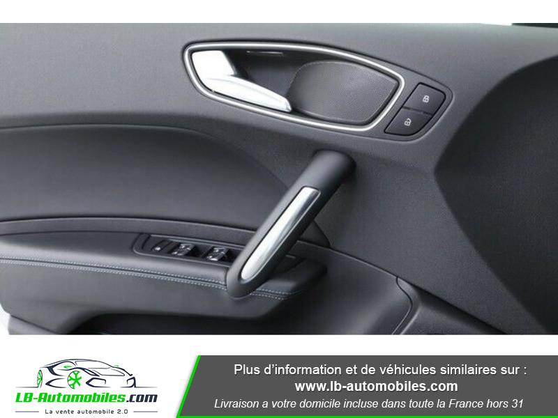 Audi A1 Sportback 1.4 TFSI 150 Argent occasion à Beaupuy - photo n°11