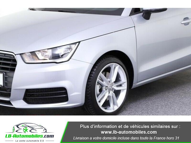Audi A1 Sportback 1.4 TFSI 150 Argent occasion à Beaupuy - photo n°13