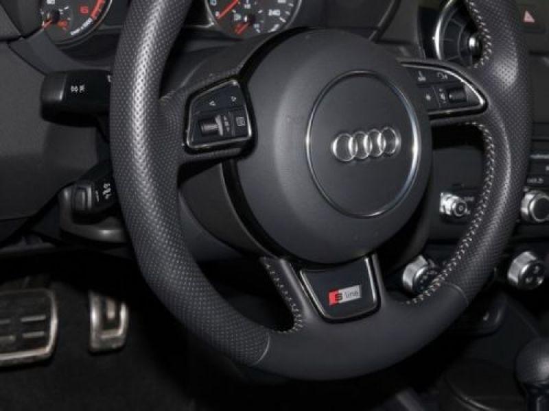 Audi A1 Sportback 1.6 TDI 116 cv S tronic S Line Noir occasion à Beaupuy - photo n°6
