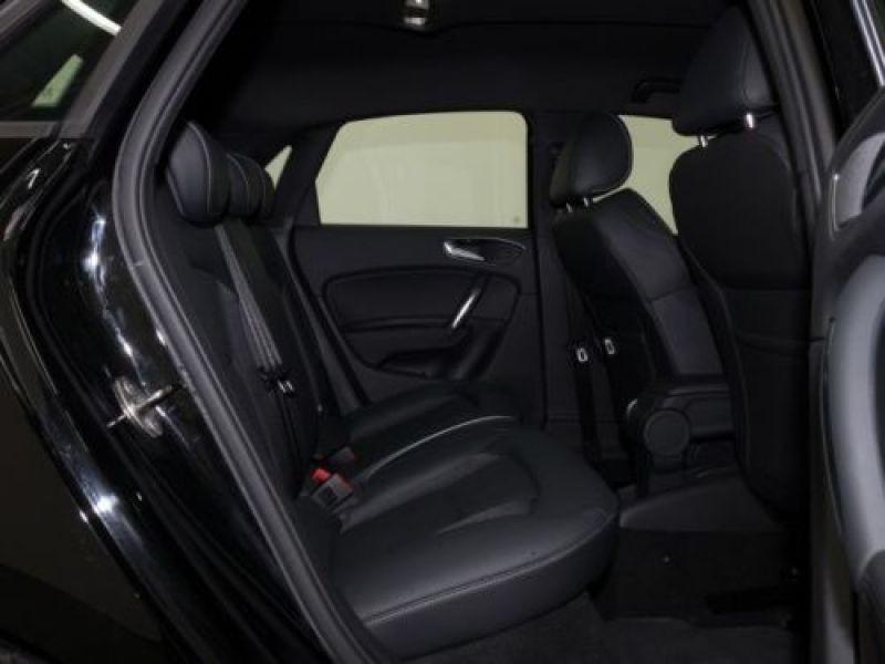 Audi A1 Sportback 1.6 TDI 116 cv S tronic S Line Noir occasion à Beaupuy - photo n°5
