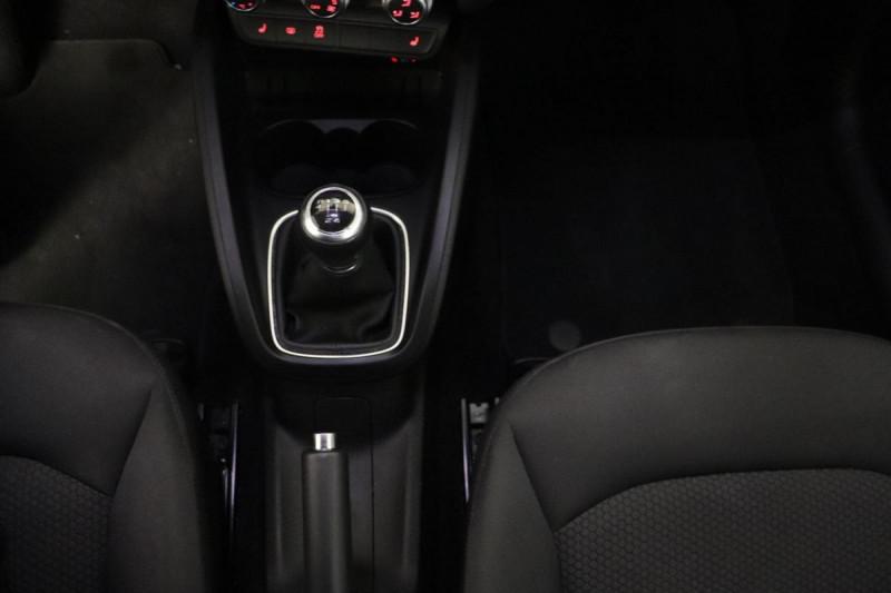 Audi A1 Sportback 1.6 TDI 116 Bleu occasion à Saint-Priest - photo n°8