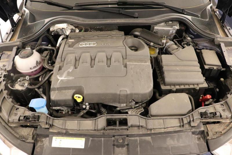 Audi A1 Sportback 1.6 TDI 116 Bleu occasion à Saint-Priest - photo n°15