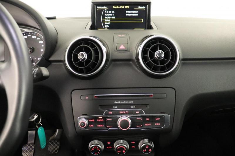 Audi A1 Sportback 1.6 TDI 116 Bleu occasion à Saint-Priest - photo n°7