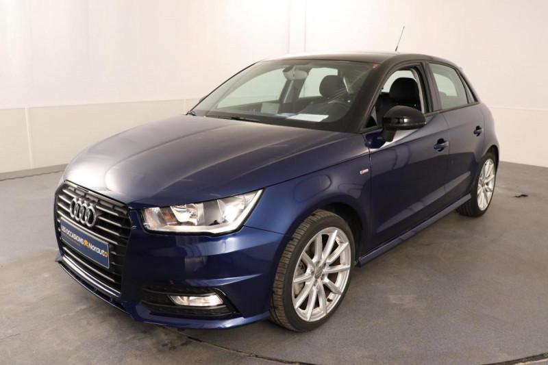 Audi A1 Sportback 1.6 TDI 116 Bleu occasion à Aubagne
