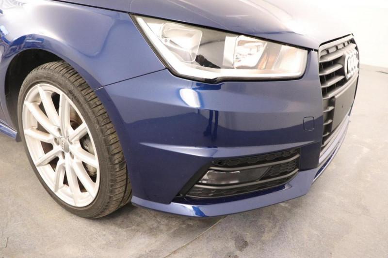 Audi A1 Sportback 1.6 TDI 116 Bleu occasion à Aubagne - photo n°14