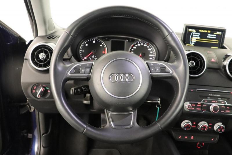 Audi A1 Sportback 1.6 TDI 116 Bleu occasion à Aubagne - photo n°6