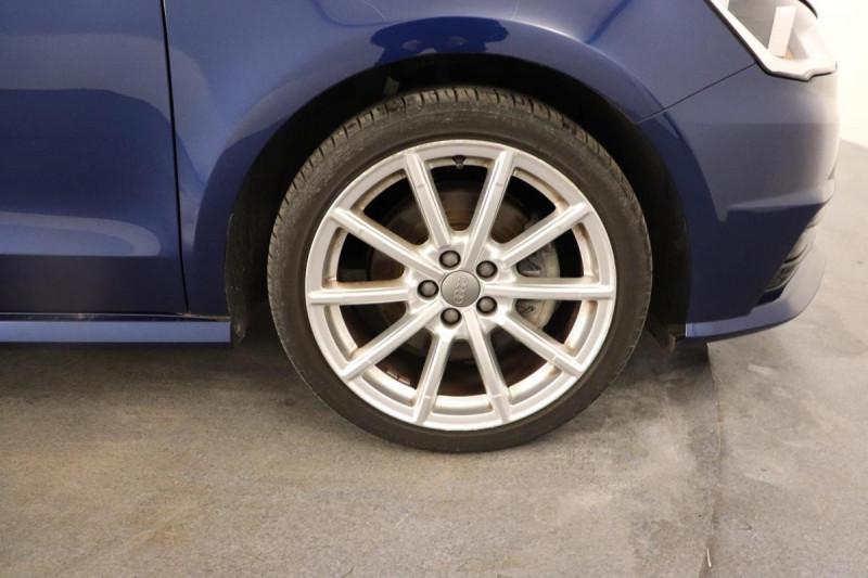 Audi A1 Sportback 1.6 TDI 116 Bleu occasion à Saint-Priest - photo n°13