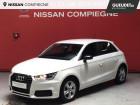 Audi A1 Sportback 1.6 TDI 116ch Blanc à Venette 60